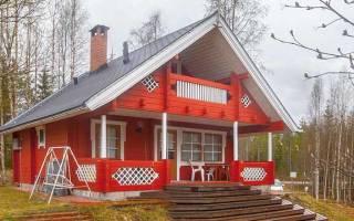 Маленький дачный домик с мансардой своими руками