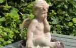 Производство гипсовых фигур для сада