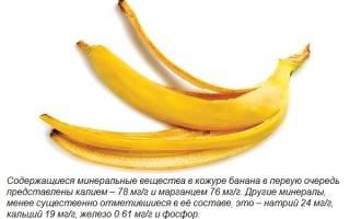 Как использовать банановую кожуру для подкормки цветов