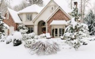 Утепление дачного дома изнутри своими руками