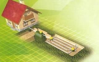 Канализация для загородного дома что выбрать