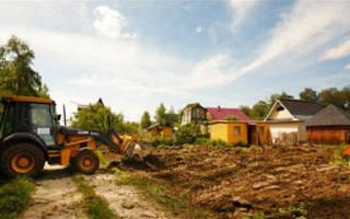 Земля сельхозназначения под дачное строительство минусы