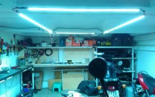 Свет на даче от автомобильного аккумулятора