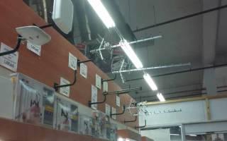 Как установить антенну на даче своими руками