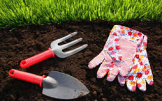 Садовый инструмент своими руками для дачи
