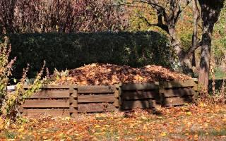 Как делать компост на даче