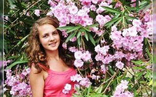 Олеандр уход и выращивание в саду