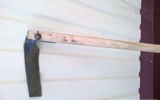 Самодельные инструменты для огорода своими руками