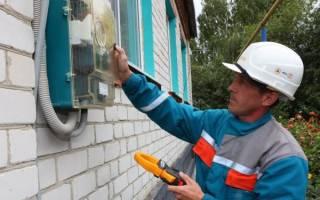 Правила установки электросчетчиков на дачных участках