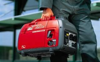 Бензиновый генератор какой лучше выбрать для дачи